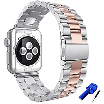 Amazon.com: SEMILU Compatible with Apple Watch Crystal