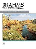 Download Brahms -- 3 Intermezzi, Op. 117 (Alfred Masterwork Edition) in PDF ePUB Free Online