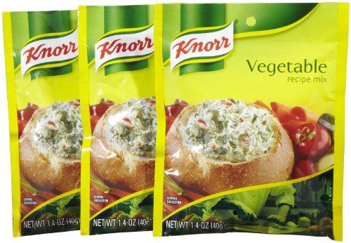 Knorr Recipe Classics - Vegetable - 1.4 oz - 3 Pack ()