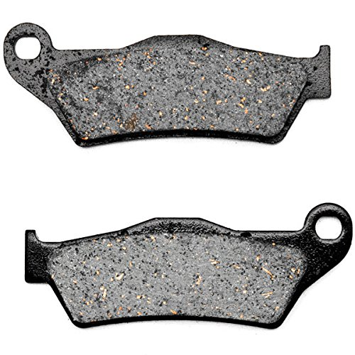 KMG 2005-2007 BMW R 1200 GS Adventure Rear Non-Metallic Organic NAO Disc Brake Pads