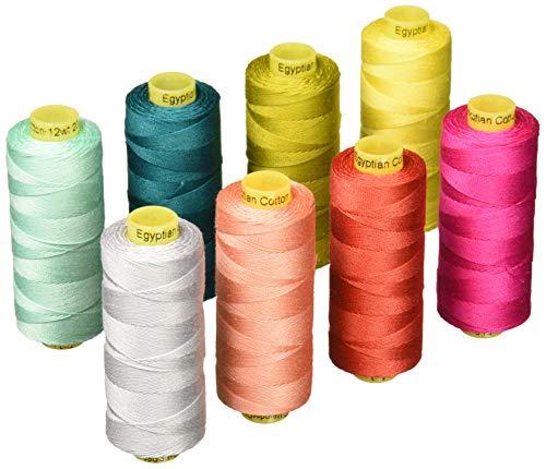 - Violet Craft Spagetti Thread Set Purple