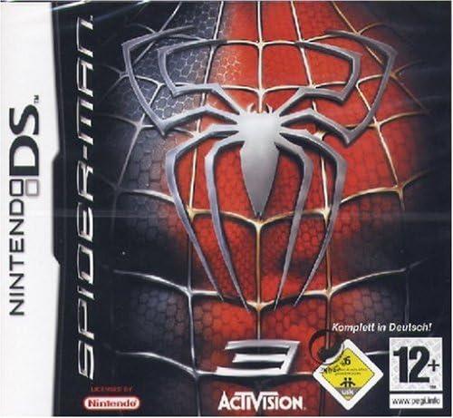 Activision Spider-Man 3 Nintendo DS™ - Juego (DEU): Amazon.es ...