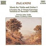 Music for Violin & Guitar V.1