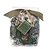 Aromatique Decorative Potpourri Bag- Smell of the Tree Decorative Fragrance (11oz Pocketbook Bag)