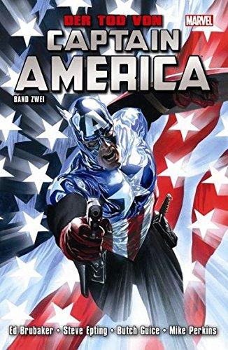 Captain America: Der Tod von Captain America: Bd. 2