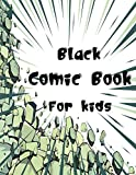 Blank Comic Book For Kids: Draw Your Own Comics