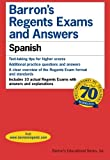 img - for Barron's Regents Exams and Answers: Spanish book / textbook / text book