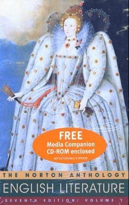 Read Online The Norton Anthology of English Literature, 7th Ed, Vol. 1 (Packa (7th Bk&CD) (2003-06-16) [Hardcover] PDF