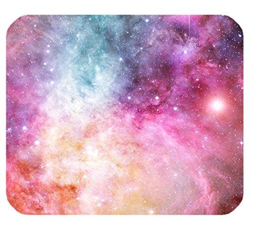 Iconbox Custom Galaxy Nebula Rectangle Mousepad