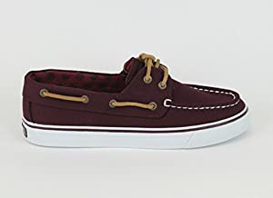 Sperry Top-Sider Women's Bahama Boat Shoes Vineyard Wine STS91098