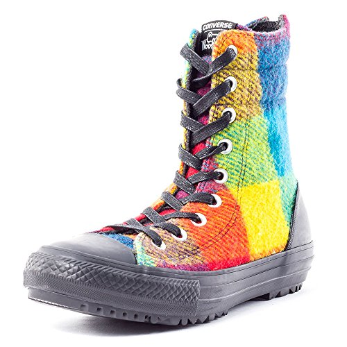 Trainers Star Wool All Woolrich Converse 4 UK Womens Multicolor xRSA4wwq
