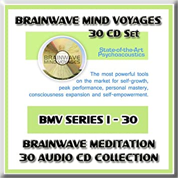 Brainwave Mind Voyages - Brainwave Mind Voyages 30 CD Set