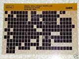 Clark 105 110 Hydrualic Crane Parts Manual Microfiche