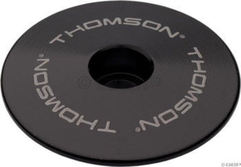 Thomson Bike Products 1 2'' 1 8'' Threadless Caps for Retrofitting Any Stem Aluminum Alloy Headset Top Cap