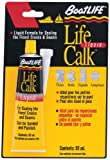 Boat Life Sealant Lifecalk Tube (Black, 2.8-Ounce)