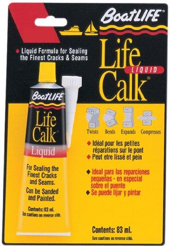 Boatlife Sealant Lifecalk Tube (Black, 2.8-Ounce)