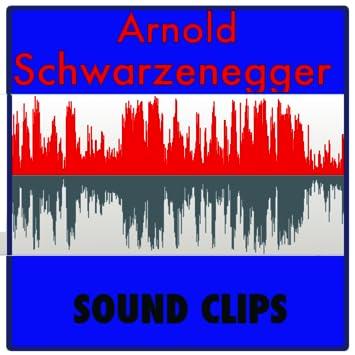 amazon com sounds from actor arnold schwarzenegger soundboard