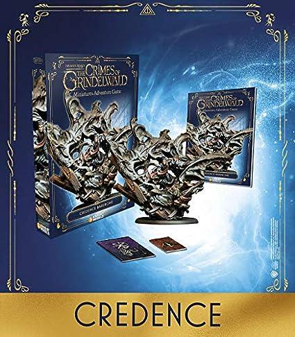 Knight Models Juego de Mesa - Miniaturas Resina Harry Potter Muñecos Credence Barebone Español: Amazon.es: Juguetes y juegos