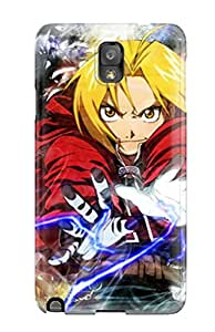 All Green Corp's Shop Hot 2913501K73025737 Fashion Protective Fullmetal Alchemist Case Cover For Galaxy Note 3