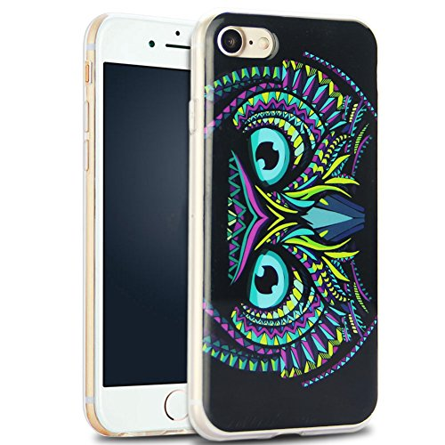 YFWOOD Colorful Printed Flexible iPhone7 product image
