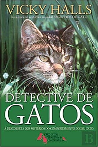 Detective de Gatos (Portuguese Edition): Vicky Halls: 9789721057807: Amazon.com: Books
