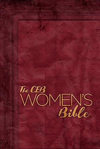 The CEB Women's Bible Hardcover
