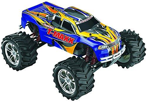 Traxxas 4WD Nitro T-Maxx 2.4GHz Vehicle (Nitro Vehicles)