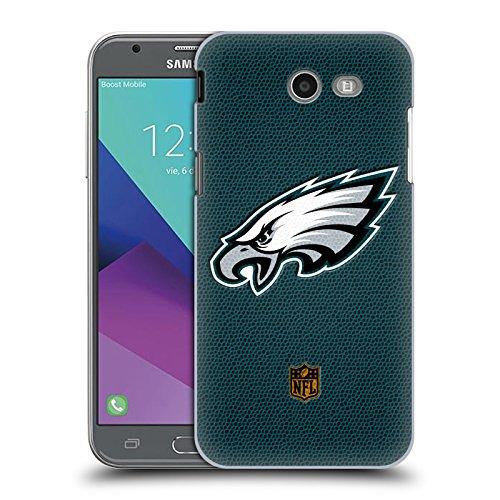 l Philadelphia Eagles Logo Hard Back Case for Samsung Galaxy J3 Emerge ()