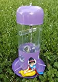 17 Inch Disney Snow White and the Seven Dwarfs Purple Hanging Bird Feeder Review