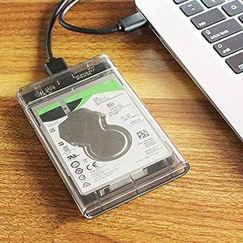 Caja de Unidad de Disco Duro móvil de Alta Velocidad USB 3.0 a ...