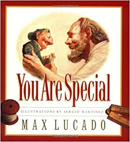 Image result for you are special lucado