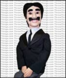 Groucho Marx Super Deluxe Upgrade Ventriloquist Dummy