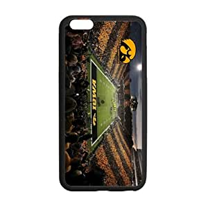 Iowa Hawkeye Custom Phone Case Hard Phone Cover for iPhone6 Plus 5.5inch