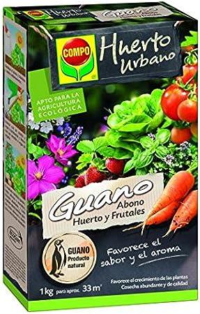 Compo Abono ecológico Natural con Guano para Todo Tipo de Plantas ...