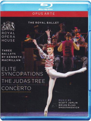 Carlos Acosta - Three Ballets: Concerto / Elite Syncopations (Blu-ray)