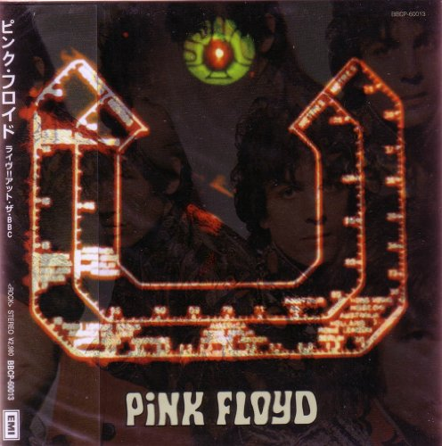 PINK FLOYD - BBC SESSIONS '67 Audio Cd MLPS [Mini Long Play Sleeve] Japanese Mini-LP Replica Audio CD OBI