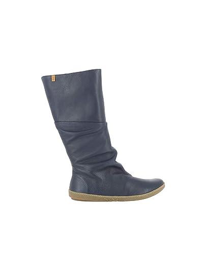 Damen N5305 Blau Mit Oceancoral Hoher Dolce 40 Stiefel IYWDH2E9
