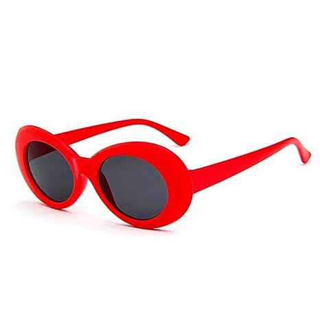 Z&YQ Gafas de Sol exageradas Tendencia de Moda Gafas de Sol ...