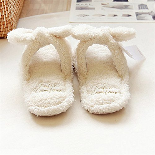 Indoor Women Cute Slippers Floor Home Slippers Summer White Female Slippers Slippers Binglinghua 5Uqx0ntwE