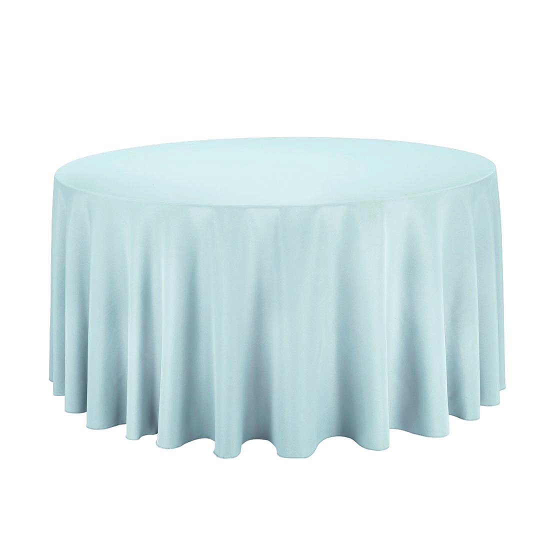 Amazon LinenTablecloth 120 Inch Round Polyester Tablecloth