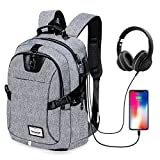 [Business Laptop Backpack] Dr.Meter Anti Theft Waterproof Travel College...
