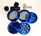 smart crusher herb grinder - New Sharp Design 5 Piece 2 1/2