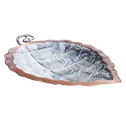 Achla Designs Aspen Leaf Birdbath For Sale