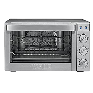 Waring Pro CO1600WR Convection Oven : Largest affordable countertop oven you can get