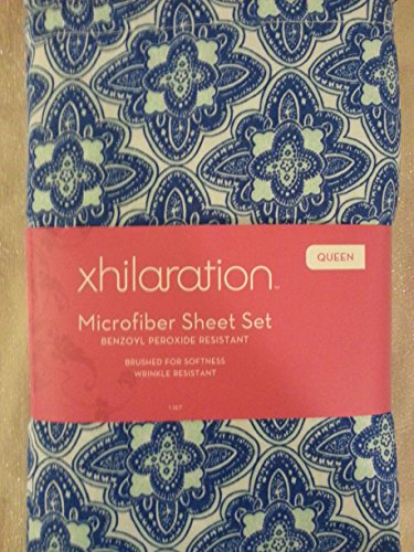 xhilaration-disco-medallion-sheet-set-queen
