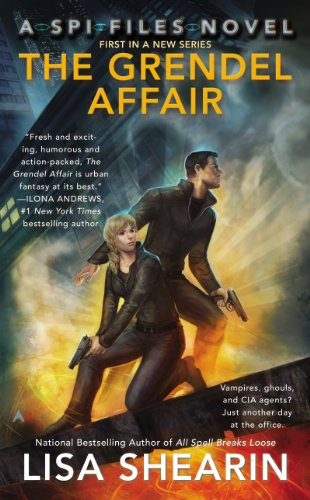 The Grendel Affair: A SPI Files Novel by [Shearin, Lisa]