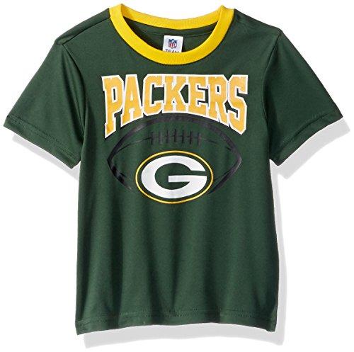 NFL Green Bay Children Boys Short sleeve Tee, 12 Months, Packers