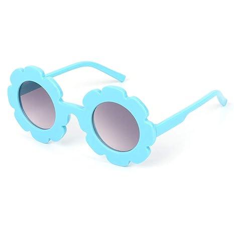 Amazon.com: Yuxiale - Gafas de sol para niños, mono de flor ...