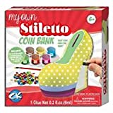 Stiletto Coin Bank Make My Own # 1 Amazon Best Seller