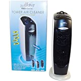 Tower Air Cleaner with UV Lamp - Air Innovations Pro Series.